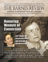 The Barnes Review, September/October 2011: Honoring Women of Conviction