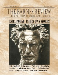 The Barnes Review, December 1997: What Did Ezra Pound Really Say?