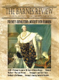 The Barnes Review, February 1996: France's Revolution--Descent Into Madness
