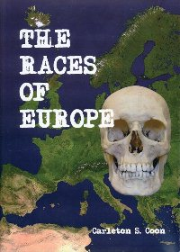 The Races of Europe, by Carelton S. Coon