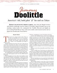 "Jimmy Doolittle—America's ""old, bold pilot"" & his raid on Tokyo"