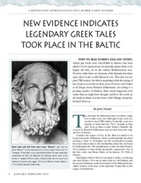 New Evidence Indicates Legendary Greek Tales Took Place in the Baltic