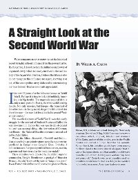A Straight Look at World War II, by Willis A. Carto
