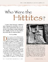 Who Were the Hittites?, by William White