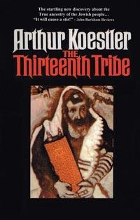 Arthur koestler, 'The Thirteenth Tribe'